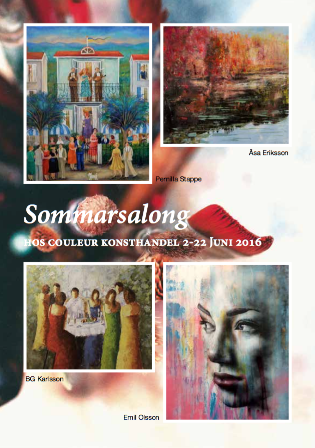 Vernissage Sommarsalong