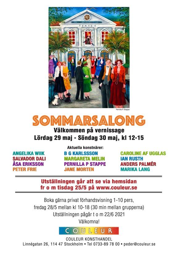 Sommarsalong